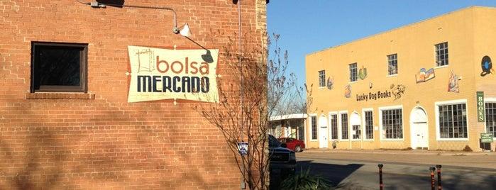 Bolsa Mercado is one of Top Food Picks In DFW.