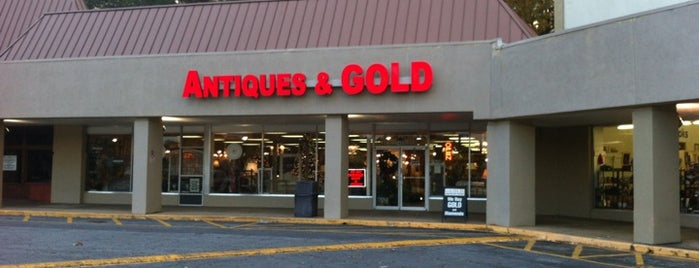 Antiques And Gold is one of General-Misc.