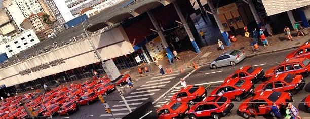 Estação Rodoviária de Porto Alegre is one of sem perímetro.