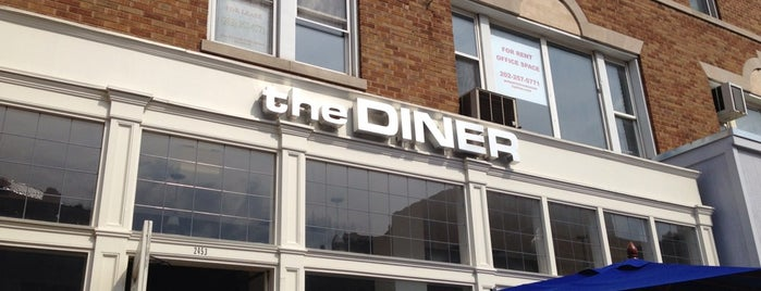 The Diner is one of Brunch Places.