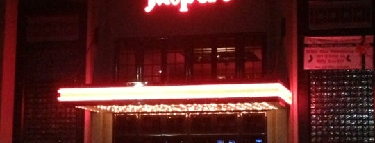 Jasper's is one of National Redskins Rally Bars.
