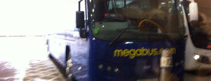 Edinburgh Bus Station is one of Edinburgh.