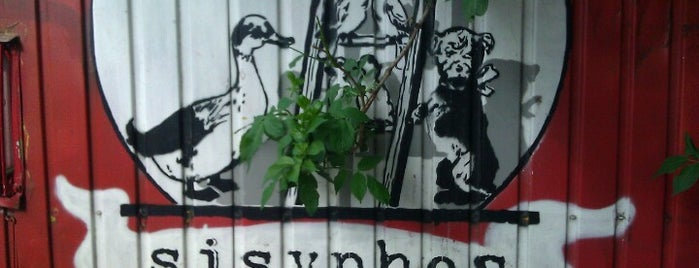 Sisyphos is one of Berlin Nights.