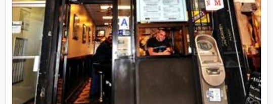 Johny's Luncheonette is one of NY Old Favorites.
