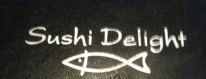 New sushi places