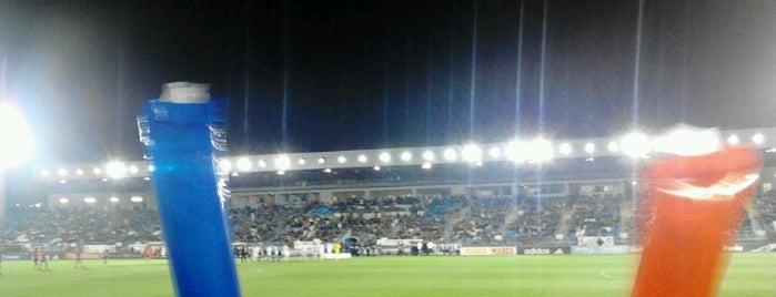 Estadio Alfredo Di Stéfano is one of Campos de fútbol.