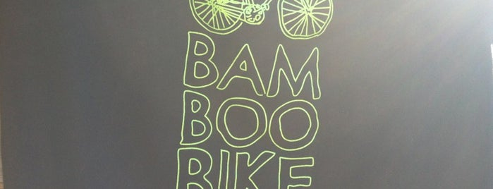 Bamboo Bike Studio is one of Camden Tips.