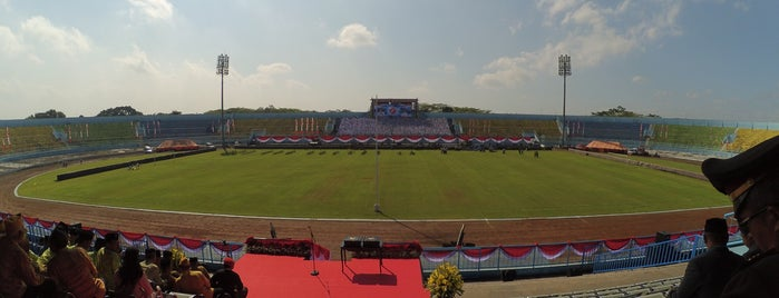 Stadion Kanjuruhan is one of Top 10 places to try this season.