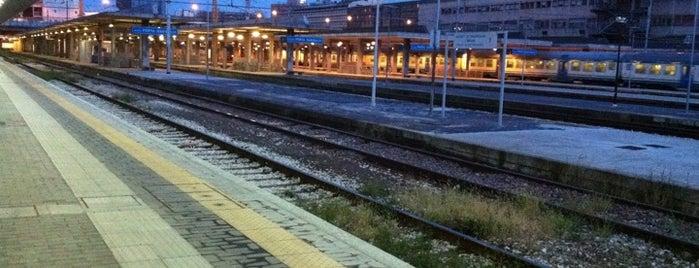 Stazione Milano Porta Garibaldi is one of MilanoX.