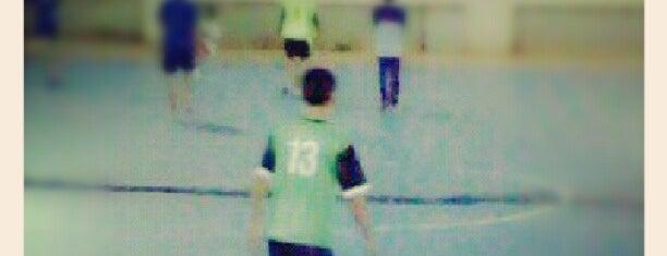 Lapangan Futsal Pertamina is one of Lapangan Futsal.