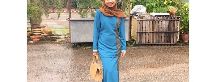 Taman Semarak is one of Sp.