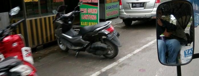 Jalan Gagak Hitam (Ring Road) is one of CV. Sigma Tripple Engineering.