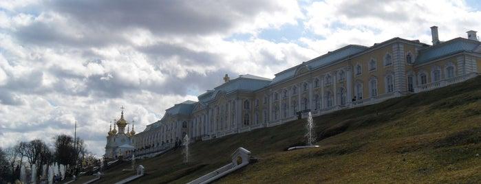 Дворцовая площадь is one of Санкт-Петербург.