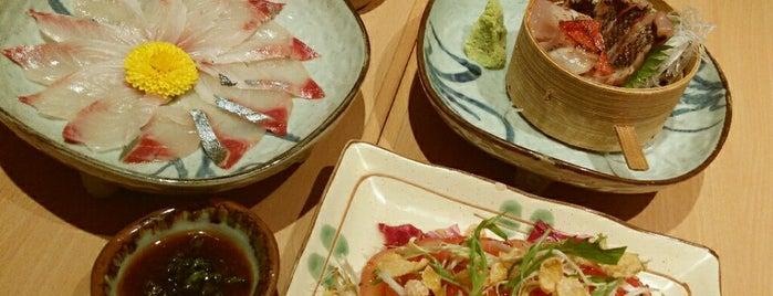 Habitat Japanese Restaurant 楠料理 is one of wanna try next.