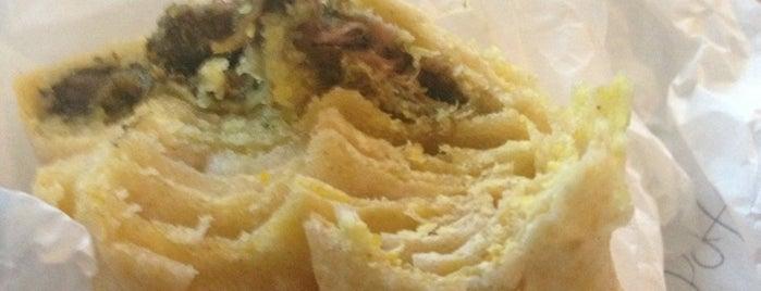 Quashie's Roti Hut is one of Best of The Bush.