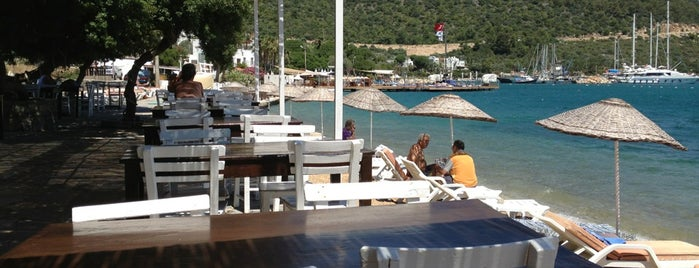 Ali Gonca Balık Restaurant is one of Guide to Bodrum's best spots.