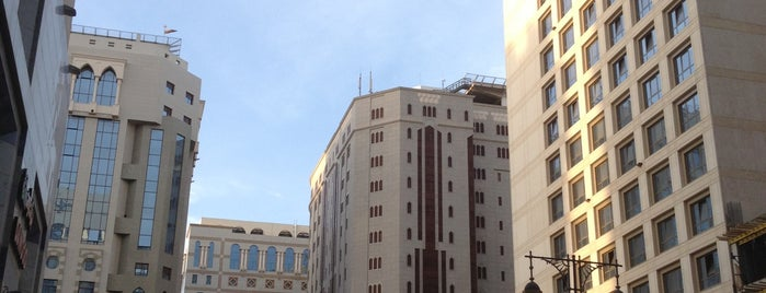 Movenpick Shopping Centre أسواق موفينبيك is one of Madinah.
