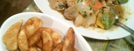Shapla is one of Asian Food.