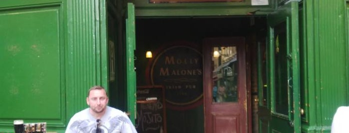 Molly Malone's is one of León.