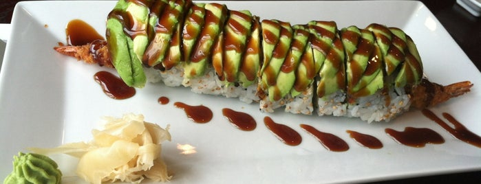 Well Being Sushi is one of Food.
