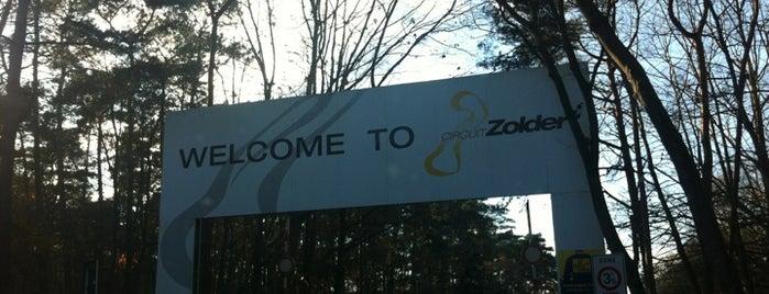 Circuit Zolder is one of Automotive & Racing.