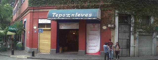 Tepoznieves is one of Bebidas..