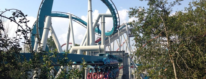 Dragon Challenge is one of Roller Coaster Mania.