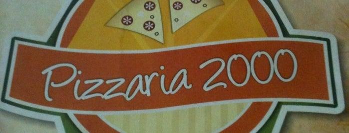 Pizzaria 2000 is one of Parauapebas - Melhores Lugares.