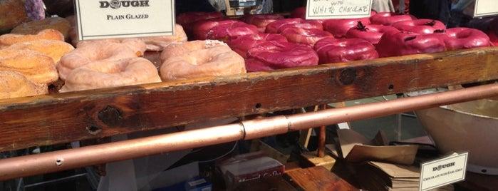 Dough at the Brooklyn Flea is one of Brooklyn Flea Favorite Foods.