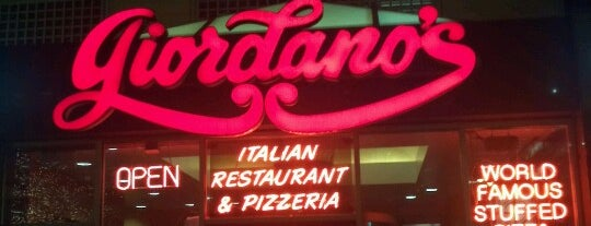 Giordano's is one of Traveling Chicago.