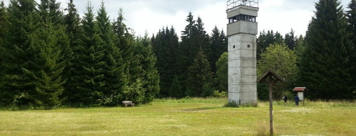 Freiland-Grenzmuseum Sorge is one of Innerdt. Grenze / Berliner Mauer - german border.