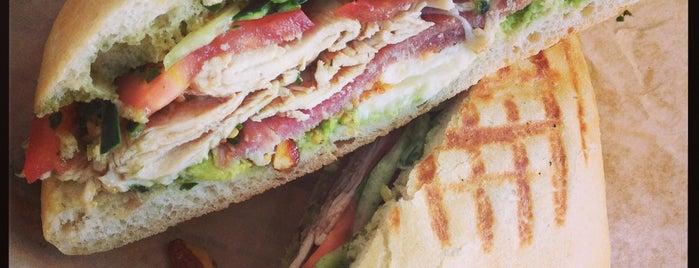 Mendocino Farms is one of Top 50 restaurants in LA.