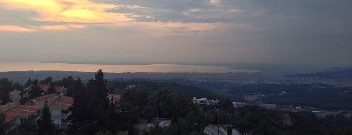 Nepheli Hotel is one of Η καλύτερη θέα! in Θεσσαλονίκη.