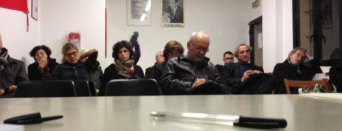 """Circolo PD """"Belle Arti"""" is one of Le sedi del PD nella provincia di Bologna."""