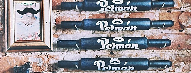 Pelman Hand Made Cafe is one of Caffe.