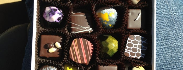 Kollar Chocolates is one of NVFF | Food Partners.