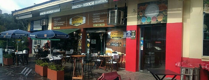 Mercado do Bom Fim is one of Lugares em Porto Alegre/RS.