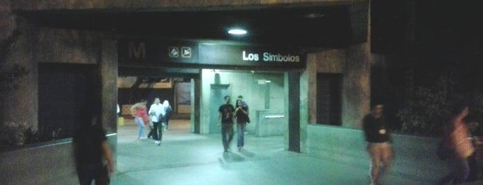 Metro - Los Símbolos is one of Sistema Metro de Caracas - Linea 3.