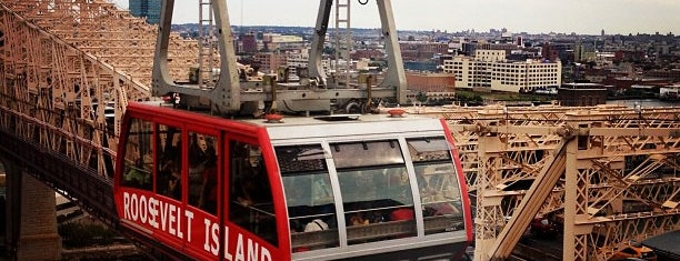 Roosevelt Island Tram is one of places/events.