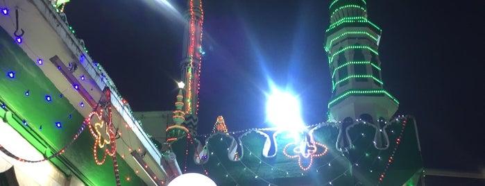 Mahim Dargah is one of Mumbai Maximum.