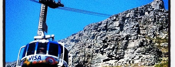 Table Mountain Aerial Cableway is one of My Bucket List.