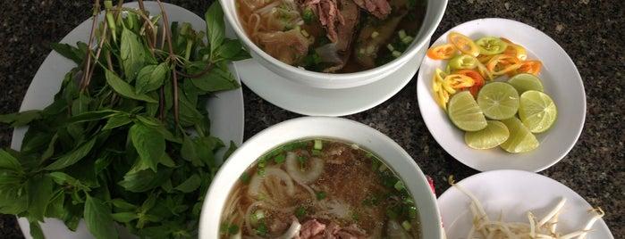Phở Quỳnh is one of quê hương.