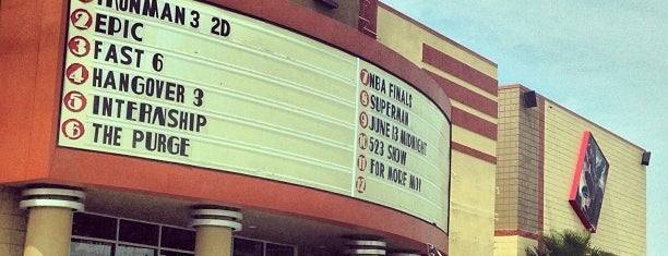 Cinema Cafe is one of Guide to Hampton's best spots.