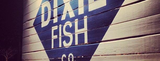 Alabama for Dixie fish company