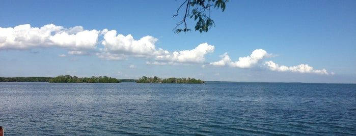 Biscayne National Park is one of National Parks.