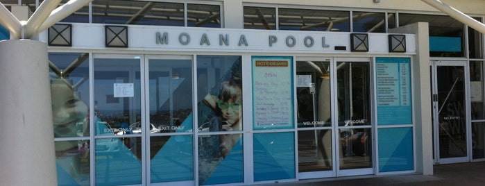 Moana Pool is one of Fun Group Activites around New Zealand.