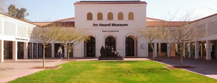 Heard Museum is one of Travel.