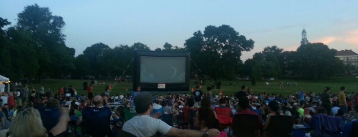 Movies In The Park is one of Nashville.