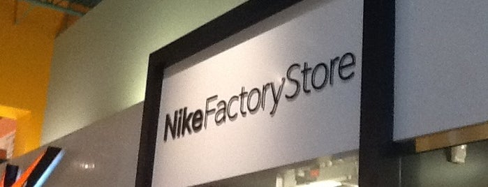 Nike Factory Store is one of Guide to Hanover's best spots.