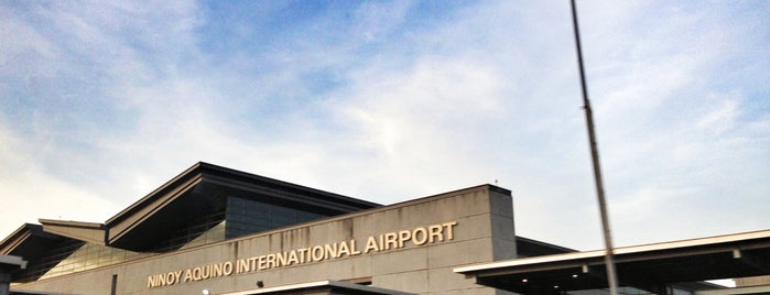 Ninoy Aquino International Airport (MNL) Terminal 3 is one of wow.